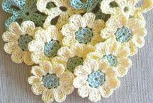 HAKEN BLOEMEN - Crochet Flowers