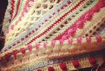 HAKEN DEKEN - Crochet Blanket