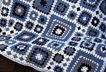 HAKEN AFGHAN - Crochet Afghan