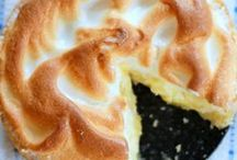 Recept / Bakning, sötsaker, kakor och tårtor