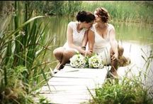 K + D wedding day / Czech republic,lesbian wedding, marriage, LGBT