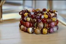 Handmade Jewelry / Unique handmade jewelry with a natural aesthetic