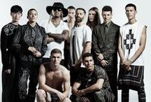MENSWEAR SS16 LOOKBOOK / #menswear #streetwear #spring #summer #marceloburlon #countyofmilan
