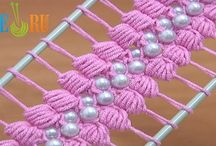 HAKEN GUIMPE - HAIRPIN LACE / Maltese Crochet - Vorkhaken