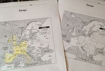 { geography & maps }