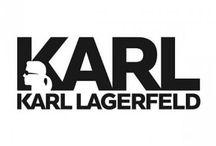 KARL LAGERFELD / UPLOADED/TEXT/PINNED BY TON VAN DER VEER