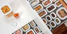 Rosti Mepal - Almacenar / Productos de la marca Rosti Mepal para almacenaje de despensa, cocina y nevera.