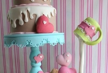 ♥ Cakes by Design ♥ / by Laurensia Melissa