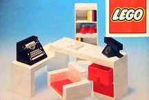 """✢ Lego ✢ / Lego comes from the danish """"leg godt"""" meaning """"play well"""""""