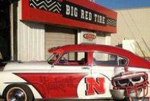 Nebraska Football / by Pat Morrison
