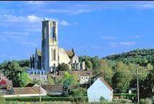 Larchant / Ce charmant village abrite un chef d'œuvre de l'art gothique : la Basilique Saint-Mathurin.  Les différents sites naturels de Larchant offrent également un réel plaisir pour les amateurs d'escalade et de randonnées avec ses rochers aux formes insolites et son massif forestier de la Dame Jouanne.