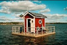 Unusual Hotels Of The World / A collection of the most unusual and bizarre vacation rooms, hotels, cottages, cabins and everything in between.