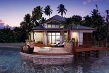 Dreamy Vacation Destinations / A collection of the most dreamy hotels, rooms and destinations on earth.