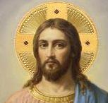 Ježiš Kristus / Ježiš Kristus v rôznych obdobiach svojho života.