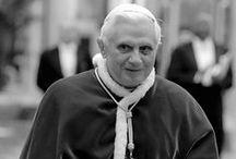 Benedikt XVI. / Pápež Benedikt XVI.