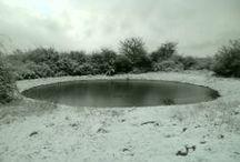 Le charme du Larzac et  ses Vallées en hiver / Hiver 2013/2014  Photos Office de Tourisme Larzac et Vallées