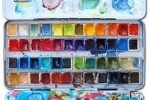 colour / by Deborah Williams