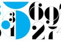 lettering, illustration, words, numbers / by Deborah Williams