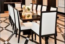 Dining in style / Some of Richmond Silver's favourite dining room inspiration