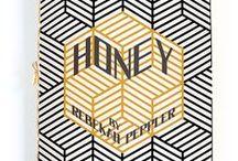 Honey / Short Stack Editions Vol 8: Honey, by Rebekah Peppler  http://shortstackeditions.com/store/volume-8