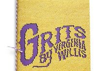 Grits / Short Stack Vol 5: Grits by Virginia Willis  https://shortstackeditions.squarespace.com/store/vol-5-grits-by-virginia-willis