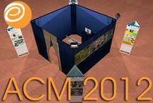 """ACM-2012 / """"Allestimento di stand informativo, Montoro, Narni. Giornate F.A.I. 2012 Progetto di massima/definitivo,esecutivo.  Progetto e modellazione 3D. Direzione dei Lavori. (Montoro, Narni, TR; Maggio 2012)"""