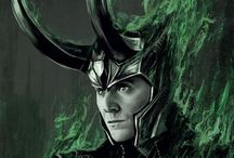 Loki, the trickster / Nordic Myth or Marvel, it doesn't matter.... As long as Tom is there!