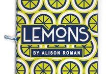 Lemons / Short Stack Vol. 13: Lemons, by Alison Roman