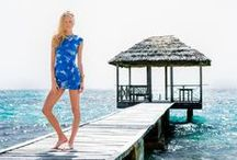 Sauvage Swimwear at Petit St. Vincent / Petit St. Vincent Resort had the honour to host the Sauvage Wear team for their 2014 swimwear line photoshoot. It is our great pleasure to share some of the shots with you.