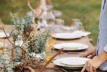 Gather / Inspiration for vegan thanksgiving magazine feature