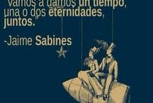 Jaime Sabines ❤️ / Poesía