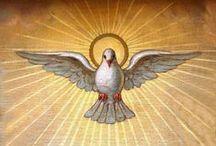 Kresťanstvo / Kresťanské symboly, sviatky, svätci, mučeníci, anjeli,...