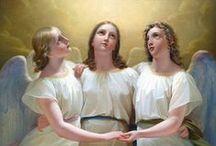 Archanjeli a anjeli / ...