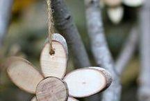 Kreatívne nápady z dreva