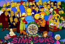 Fandoms: Simpsons / by Jon