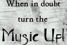 MUSIC............... / by Yvonne K