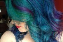 Fabulous Hair & Make up and Nails ~ / Everything Feminin ~ / by Melaine K