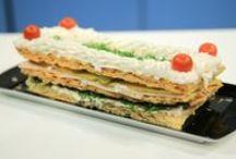عيش وملح  / تقدم ماجي حبيب أكل مختلف في رمضان حيث تتخصص في جميع أنواع الشوربة و  المأكولات  الخفيفة .
