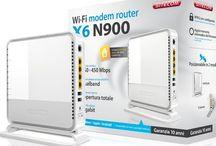 Modem Router / Cerchi una soluzione per connetterti ad Internet ADSL  e condividere la linea con tutti gli utenti di casa?   Un modem Sitecom è la soluzione giusta per te. Basta  scegliere il modello adatto alle tue esigenze!