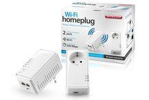 Homeplug / La portata del tuo Wi-Fi è insufficiente? Grazie alle homeplug di Sitecom puoi creare, facilmente, una connessione Internet stabile, ovunque, dentro casa.   Il tutto  tramite la tua rete elettrica senza la necessità di posare cavi o forare i muri di casa.  È facile e anche totalmente sicuro.