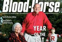 2013 Covers / by The Blood-Horse