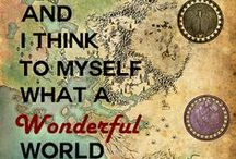 Wanderlust - Travel Quotes & More... / by Patsy Hamilton