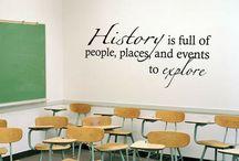 Teaching History / Ideas for teaching Secondary Social Studies