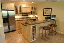 Basement Kitchen Ideas