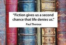 Books are Inspiration / quotes, lines and characters from the books/films I love or find interesting