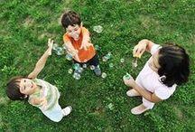 Outdoor Activities / Summertime fun for the little ones.