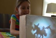 Rainy Day Activities / Wellington weather got you stuck inside? Don't worry - here are some ideas to keep the kids busy!