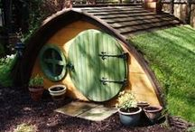 Cool Spaces / Ideas to help boost your child's creativity, study habits or fun.