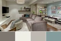 Basement Photo Friday / From our Basement Photo Friday Blog posts; every Friday we bring you a simple snapshot of clever, practical and amazing design ideas for the basement.