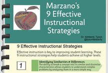 Instructional Strategies / Best teaching ideas for almost any subject.